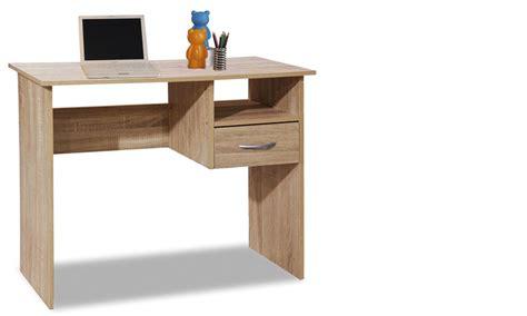 bureau chene clair bureau en chêne clair contemporain elix