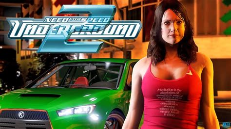 Need For Speed Underground 2 Remake Official Trailer