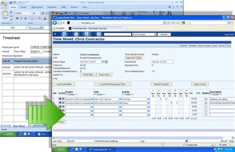 contractor timesheets managing timesheets for contractors