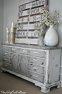 paint old furniture Furniture Painting...Again - 3rd Times the Charm? - The ...
