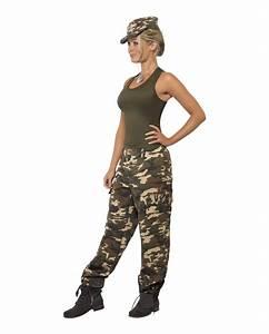 Matrosin Kostüm Damen Mit Hose : camouflage damen kost m sexy army outfit f r damen horror ~ Frokenaadalensverden.com Haus und Dekorationen