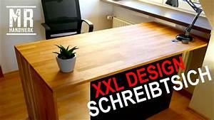 Schreibtisch Selbst Bauen : design schreibtisch selber bauen teil 1 youtube ~ A.2002-acura-tl-radio.info Haus und Dekorationen