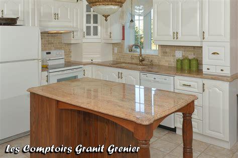 cuisine comptoir comptoir de granit et quartz comptoirs de cuisine en granit