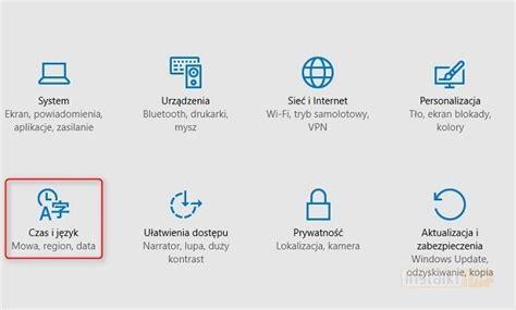 jak zmienić język systemu w windows 10 instalki pl