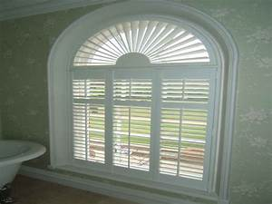 Arch Window Treatments Styles — Home Ideas Collection