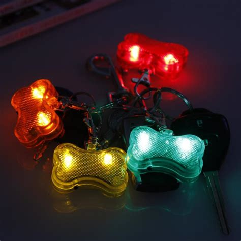 Led Light Charm Id Tags For Dogs And Cats