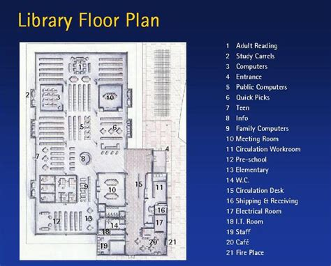 small library floor plans building floor plan floor