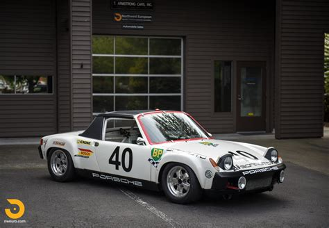 porsche 914 race cars 1970 porsche 914 6 race car northwest european