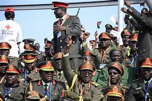 South Sudan: Child Soldiers Enter Fight on Government Army ...
