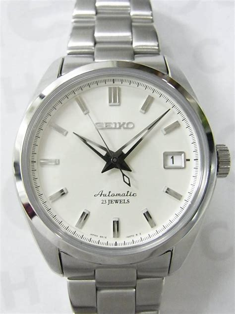 Preowned Seiko Mechanical Sarb Sarb035 Watch ($185) For