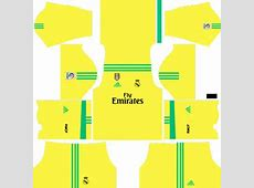 Dream League Soccer Real Madrid kits and logo URL Free