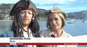 First Legally Sanctioned Pastafarian Wedding Takes Place ...