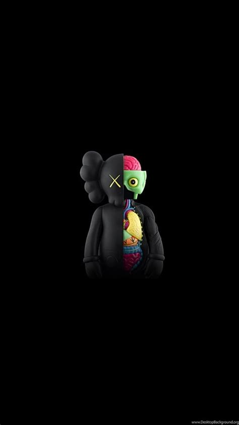 wallpapers kaws ipad mini  desktop background
