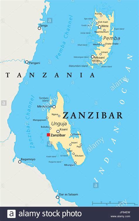 africa tanzania zanzibar map atlas map   world