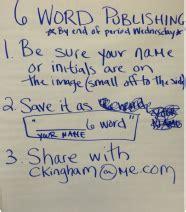word memoir christys classroom