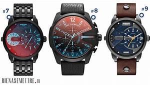 Montre Homme Diesel 2016 : montre diesel s lection de 9 montres diesel pour homme homme conseil mode tendances ~ Maxctalentgroup.com Avis de Voitures