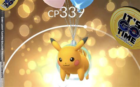 Shiny Pokemon GO watch list today: Party Hats, Balloons ...