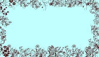 Tiffany Blue Border