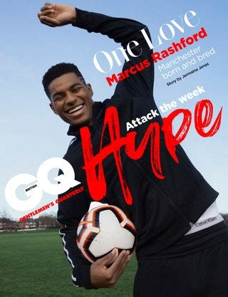 In an exclusive interview, marcus rashford gives gq an insight into his upbringing, from revisiting his family home to the football. The house Marcus Rashford grew up in   British GQ
