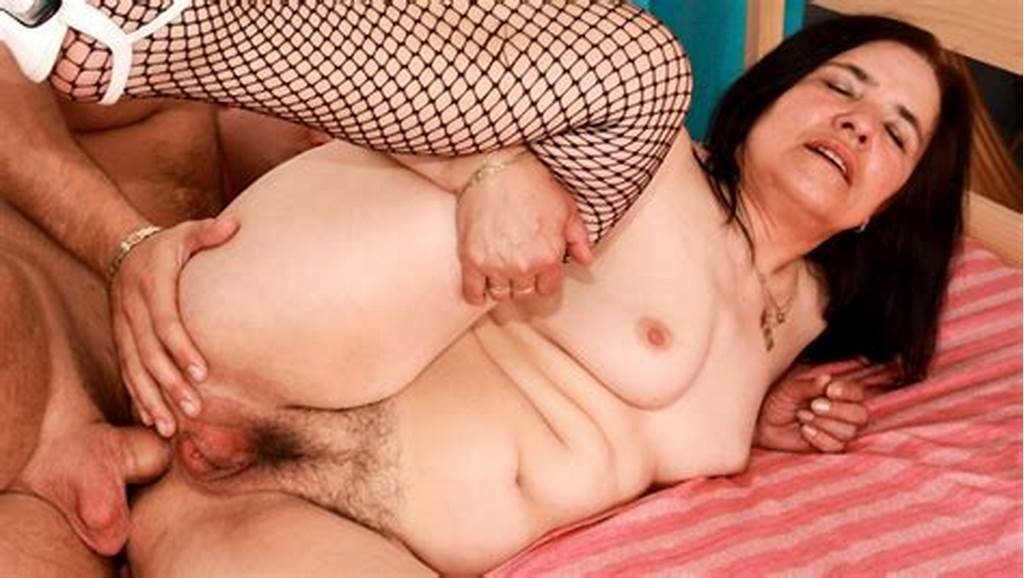 #Hairy #Mom #Rozarka #Gets #It #In #The #Ass