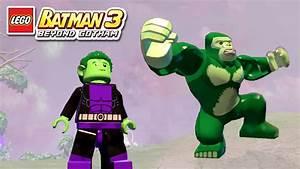 LEGO Batman 3 - Beast Boy - Free Roam Gameplay - YouTube