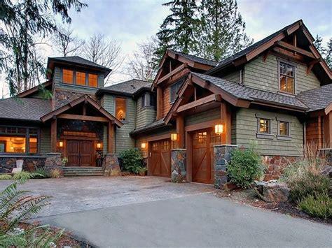Best Of Custom Craftsman House Plans  New Home Plans Design