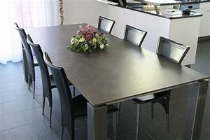 Tisch Mit Keramikplatte : edelstahl keramik tisch brandheiss design ~ Eleganceandgraceweddings.com Haus und Dekorationen