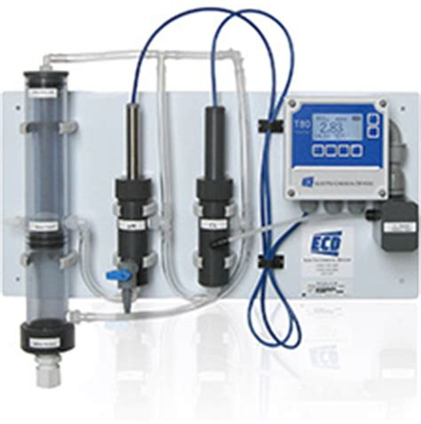 total chlorine analyzer reagentless model tc80