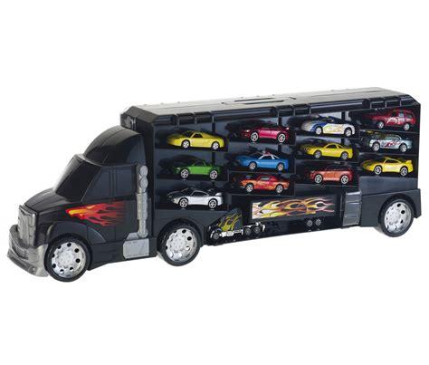 camion semi remorque porte voiture
