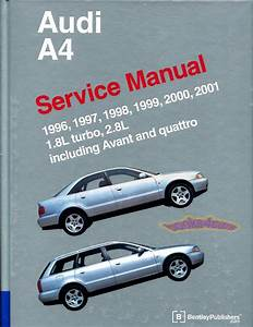 Audi A4 Manuals At Books4cars Com
