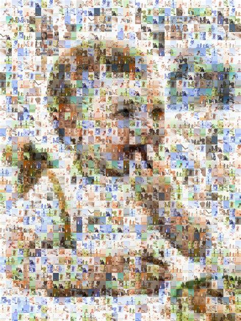 como crear  mosaico  photoshop cs techlandia