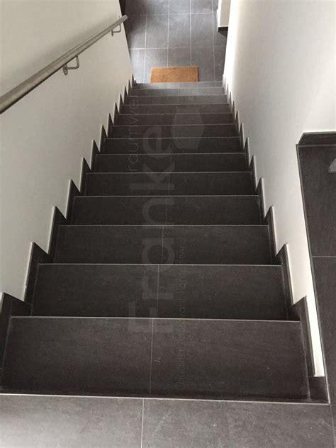 Fliesen Für Treppen Innen by Topcollection Leo Black Bodenfliese Anthrazit 30x60 Cm In