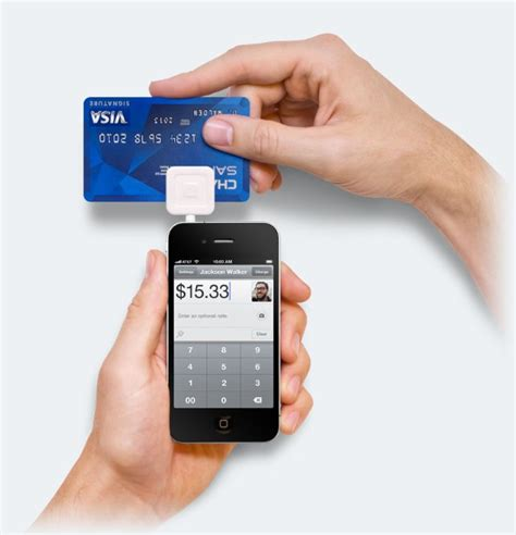 iphone card reader iphone square credit card reader now selling through apple