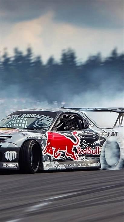 Rx7 Drift Mazda Mad Mike Cars Smoke