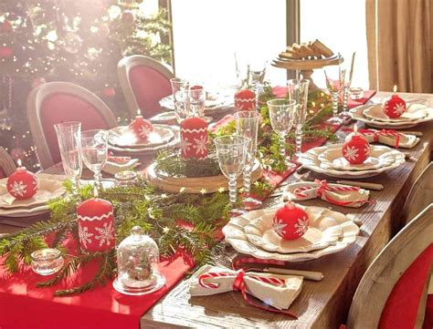 décoration de noel à fabriquer soi meme table de noel et or coration table noel vert co table noel decoration table de