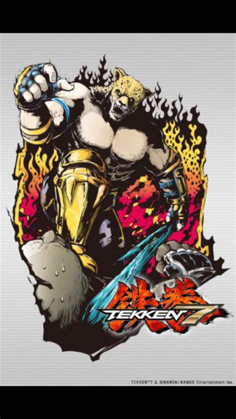 105 Best Images About Tekken On Pinterest Street Fighter