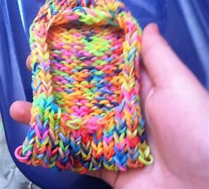 Rainbow Loom Phone Case: 5 Steps