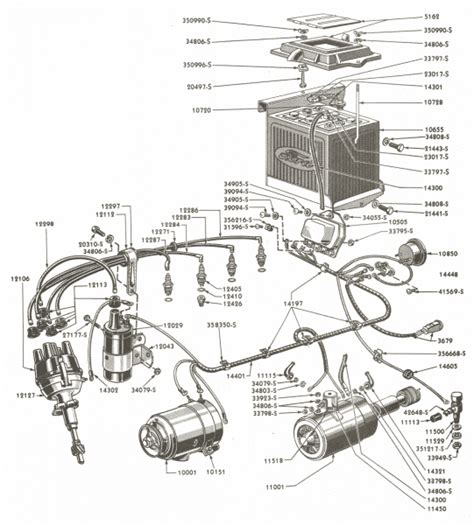 Ford Tractor Wiring Diagram Volt