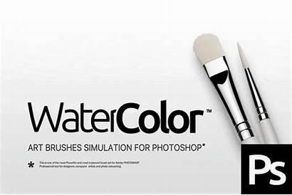 Brushes Photoshop Digital Roman Rm Watercolor Brush