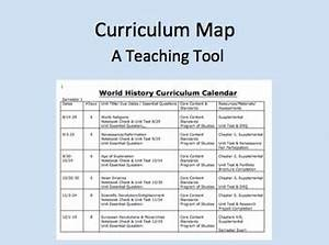 43 best images about curriculum mapping on pinterest With music curriculum map template