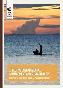 Results of five years of WWF Coastal East Africa ...