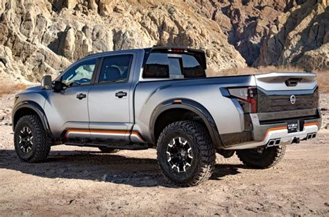2018 Nissan Titan Warrior Concepts  Reviews, Specs