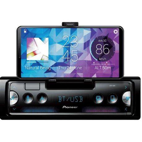 pioneer sph 10bt radio do smartfona 1 2din z bluetooth