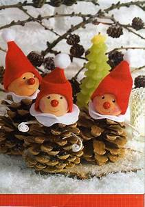 Basteln Kindern Weihnachten Tannenzapfen : winter christmas ornamente deco weihnachten zapfen zwerge bastelideen pinterest z pfchen ~ Whattoseeinmadrid.com Haus und Dekorationen