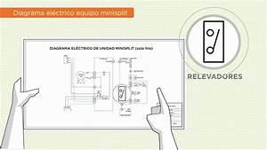 Interpretaci U00f3n Del Diagrama El U00e9ctrico   Aire Acondicionado