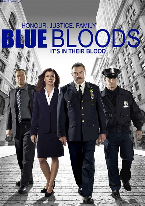 jaquettecovers blue bloods blue bloods la serie tv