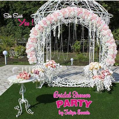 Bridal Shower Party Themes Decor Outdoor Pakistan
