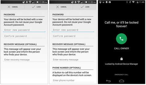 android device manager apk android device manager si aggiorna e lascia impostare un