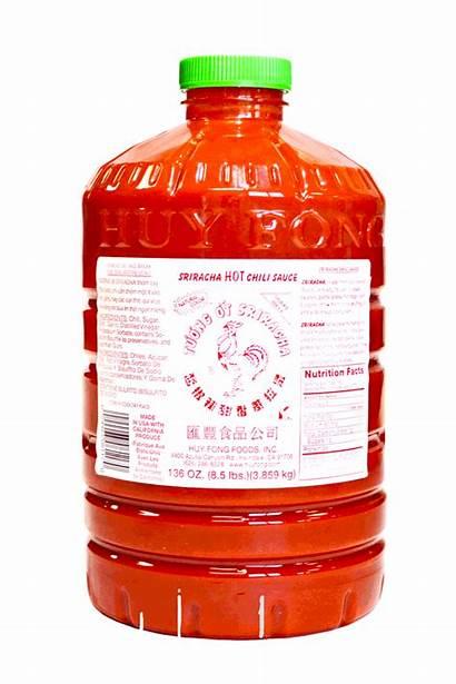 Sriracha Chili Sauce Sauces Oz Bottle Fong