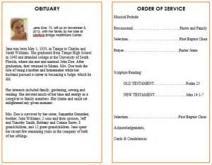 wedding ceremony program covers ideas for funeral service cards programs exles